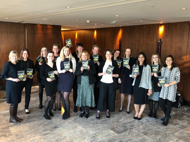 Women in Leadership programme with Montagu Private Equity,